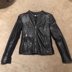 Express Women's Faux Leather Jacket